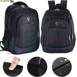 17 inch Laptop Backpack Waterproof Travel Outdoor Sports Sch
