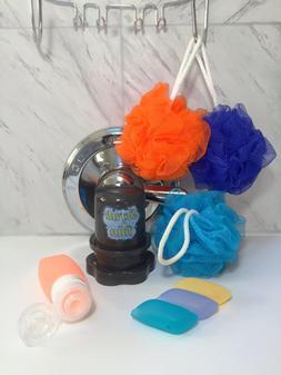 Scrub on the Run 2 Piece Travel Set | Shower & Bath Accessor