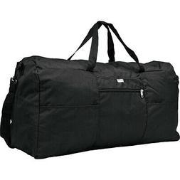 Samsonite Foldaway Extra Large Duffel Bag, Black