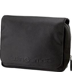 Samsonite- Leather Travel Accessories Hanging Travel Kit