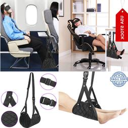 Airplane Footrest Travel Accessories Portable for Flight Bus