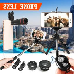 All in 1 Accessories Phone Camera Lens Top Travel Kit For Mo