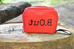 B.OUT FIRST AID / EMERGENCY MEDICAL KIT *Home Car Camping Hi