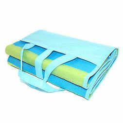 Beach Mat Picnic Camping Blanket Waterproof Outdoor Travel F