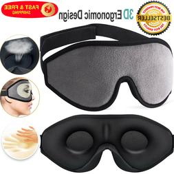 Comfort+ Advanced Premium Sleep Mask for Women & Men | 3D RE