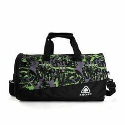 Cross Body Nylon Training Sports Gym Travel Bags For Men's A