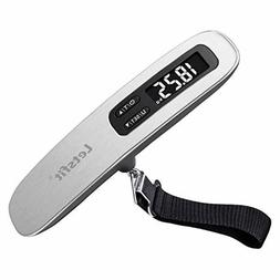 Letsfit Digital Luggage Scale with Hook Strong Straps Tare F