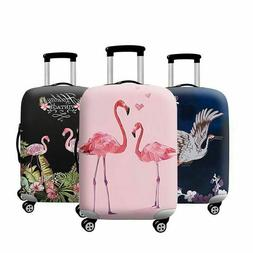 Elastic Fabric Luggage Protective Cover Trolley Dust Cover T