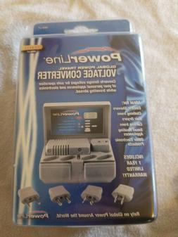 PowerLine Electronic Accessories Global Power Travel voltage