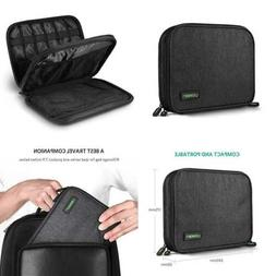 Electronics Organizer Travel Cable Gadgets Bag Accessories F