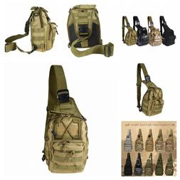 Fashion Shoulder Chest Bags Casual Camping Hiking Outdoor Tr
