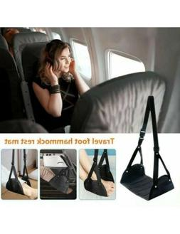 Foot Hammock Footrest Portable Travel Accessories Airplane O