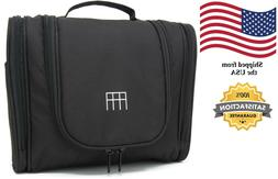 Genuine RFA Multinational Large Travel Toiletry Bag Black