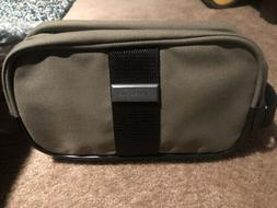 Briggs & Riley Gray Toiletry Bag Small Travel Case New With