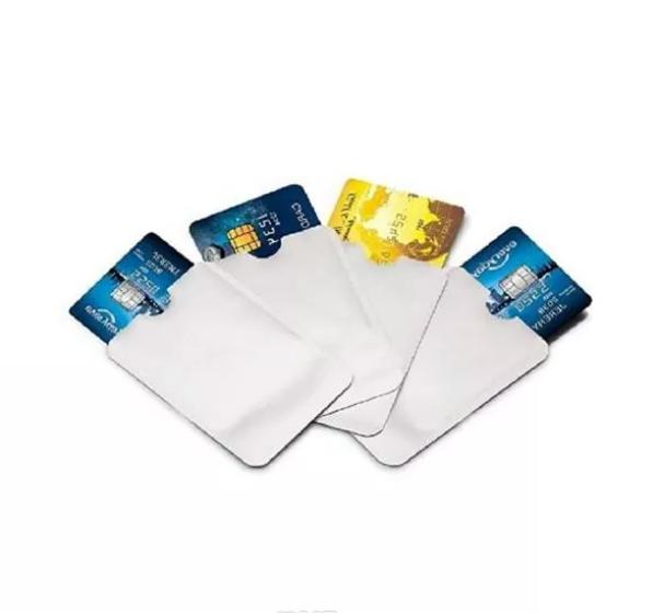 12 pack anti theft credit card protector