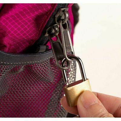 Juvale 12-Pack Mini Luggage Locks 0.7 1.2 x 0.25