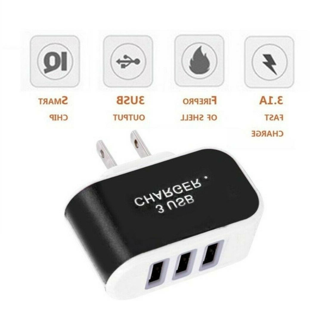 3 Port Home Power iPhone Android