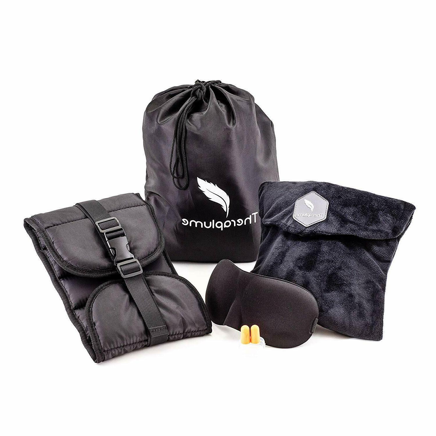 40 msrp scarf pillow and travel accessories