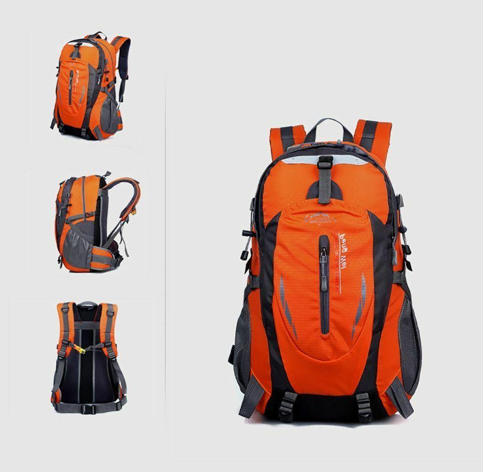 45L Outdoor Camping Travel Rucksack Backpack Climbing Hiking