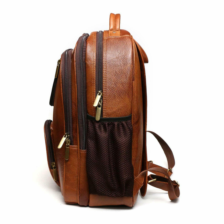 Jackmia Brown Backpack Bag