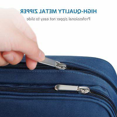 Inateck Blue Portable Digital Storage Bag Electronics