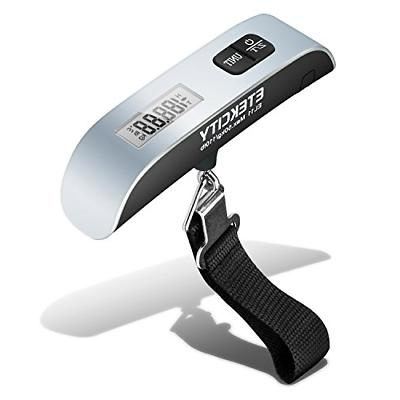 Etekcity Digital Luggage Scales, Travel Scales for Suitcases