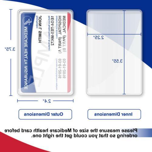 Medicare Card Sleeves Credit Card