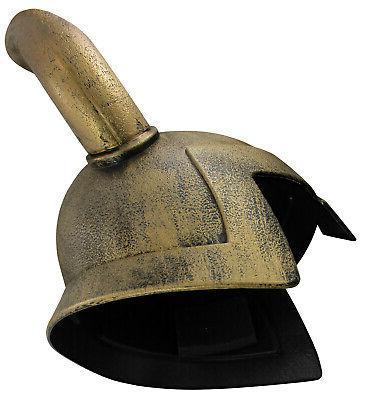 Medieval Viking Warrior Helmet Horns Samurai Horned Barbarian