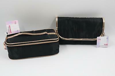 new bundle train case valet cosmetic bag