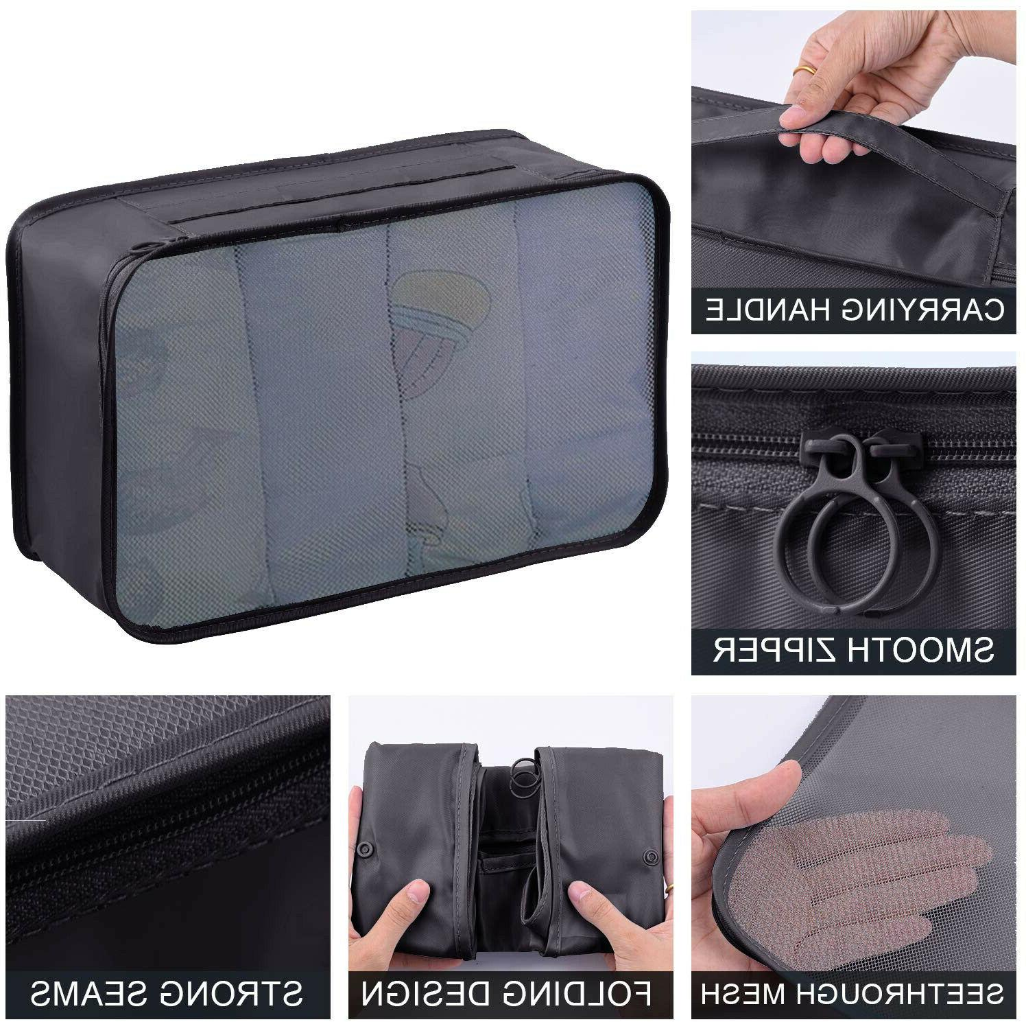 Packing Accessories Organizer With Appr