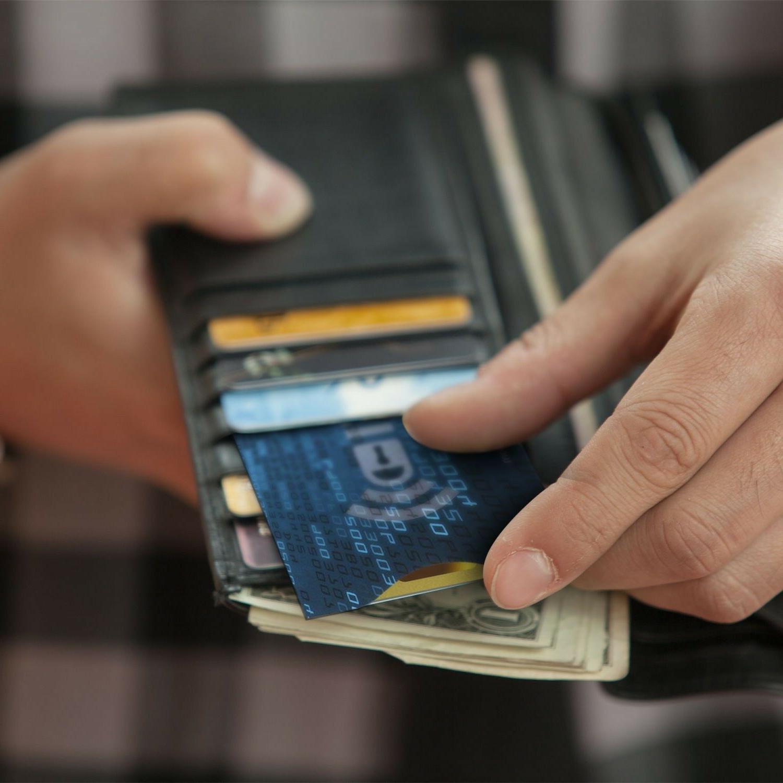 GreatShield Set of RFID Blocking Identity Sleeve