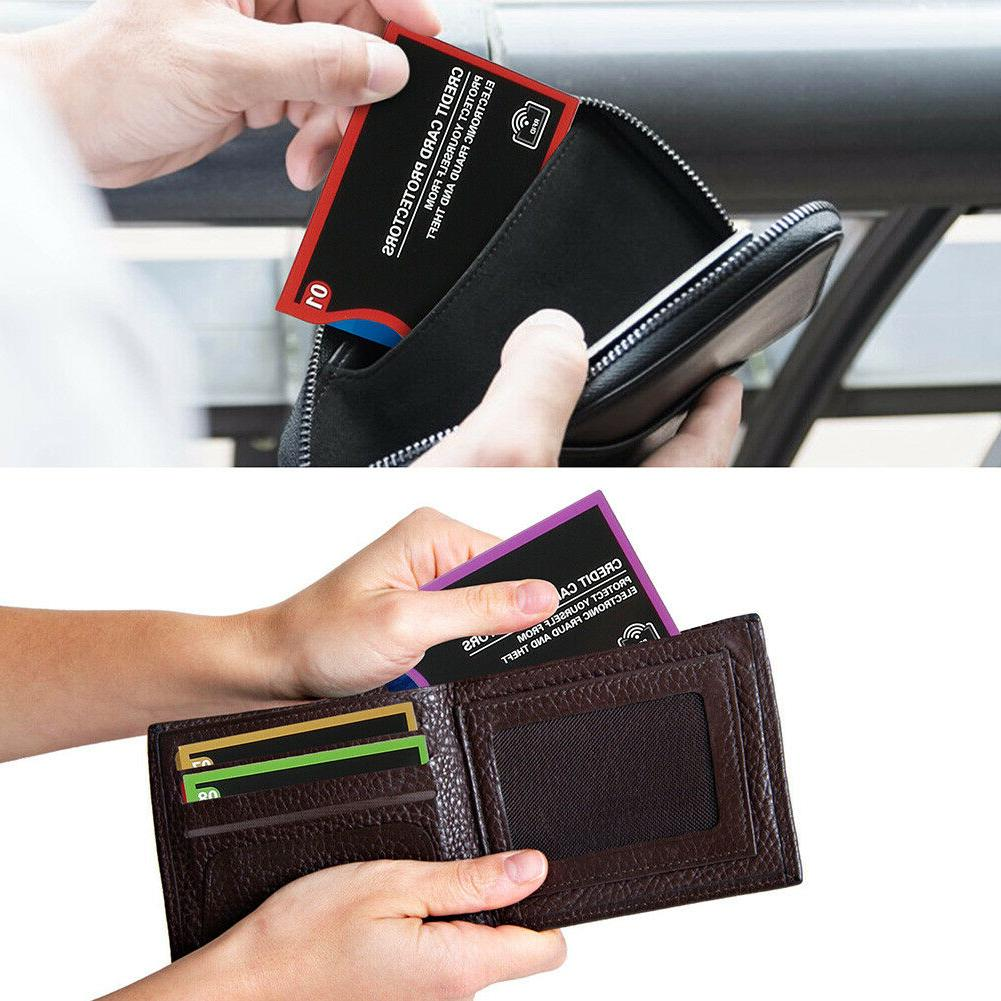 RFID Credit Card 5 Theft
