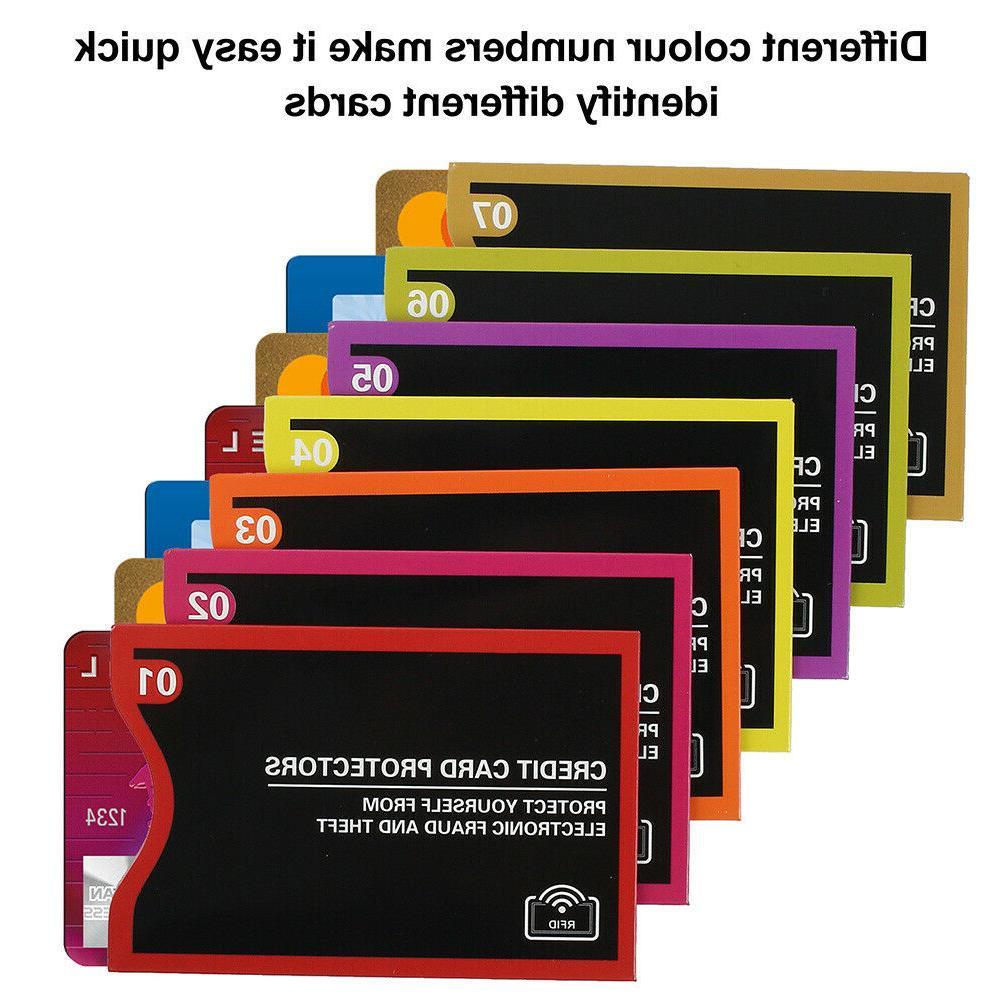 RFID 14 Credit Card & 5 Passport Theft