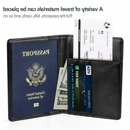 Slim Wallet Holder ID Card Cover US