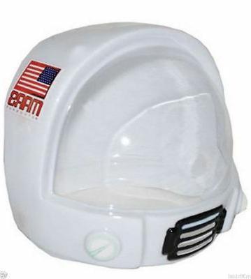 Adult Nasa Astronaut Hat Plastic Accessory