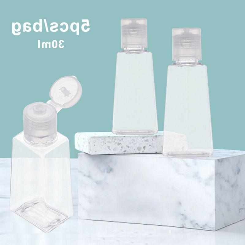 travel accessories plastic bottles refillable sub bottling
