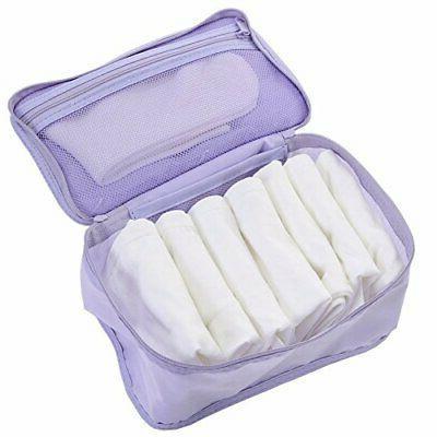 Travel Packing Toiletry Kits Bag