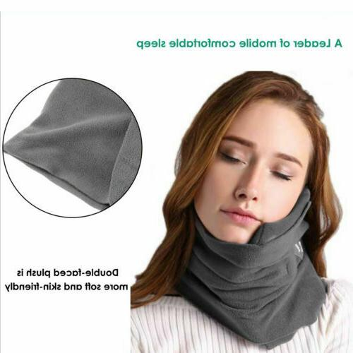 AOOU Travel Soft Neck Support for Sitting