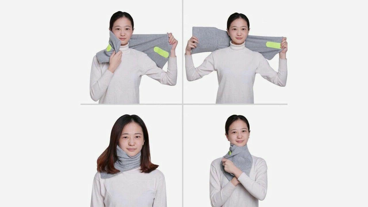 AOOU Soft Neck Support for Any Position