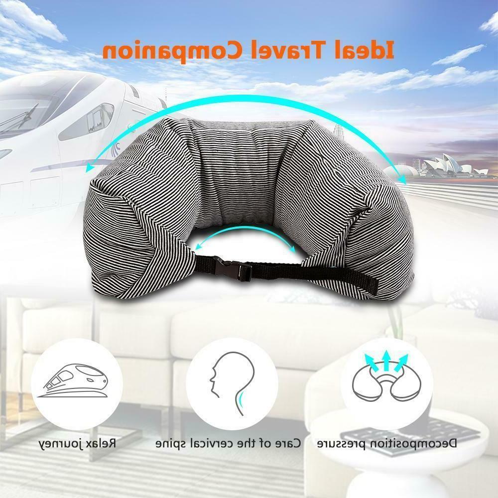 U-Shape Travel Neck Pillows