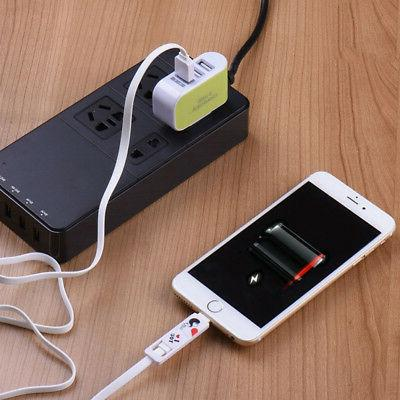 US/EUPlug USB Adapter Charger 3.1A Ports Accessories
