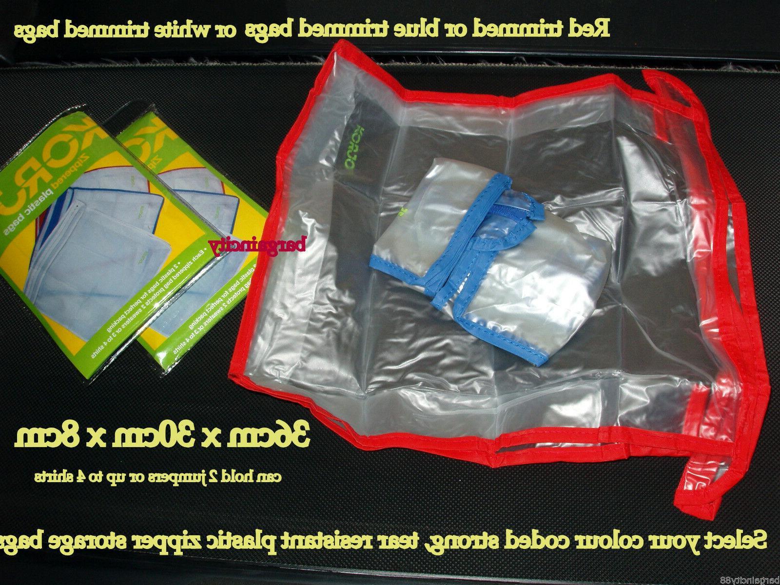 Korjo ZPB23 Packing Luggage Shoe Storage Bags2/4/6