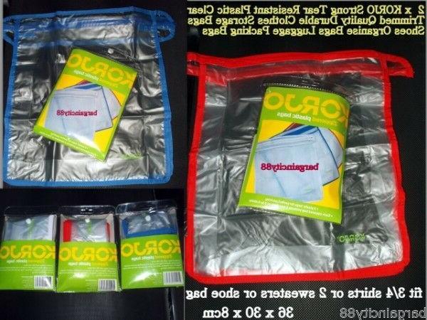 Korjo Packing Shoe Storage Bags2/4/6