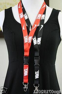 Nike Lanyard Combination of Red and Other colors