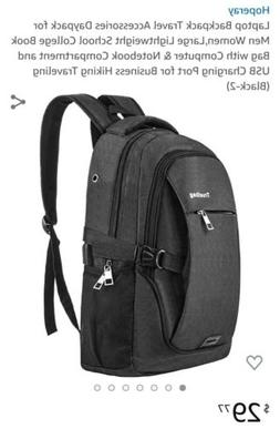 Laptop Backpack Travel Accessories Daypack for Men Women,Lar