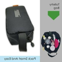 Lenonex Light Weight Toiletry Bag  Waterproof w/ Organizer F