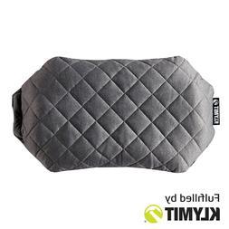 Klymit Luxe Pillow Oversized Camping Pillow Lightweight - Fa