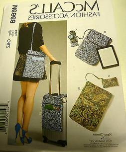 McCall's Pattern M6668 Fashion Accessories for cell phone &