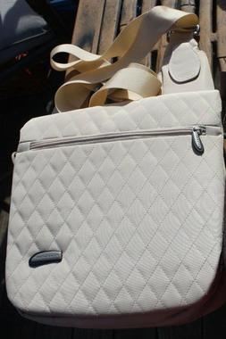 NWT Travelon microfiber travel bag w/3 accessories coin purs