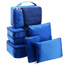 Packing Cubes Travel Packing Organizer Luggage Accessories O